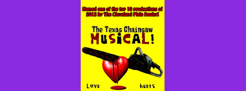 The Texas Chainsaw Musical One-Sheet